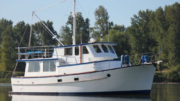 Bluewater Pilot House Trawler