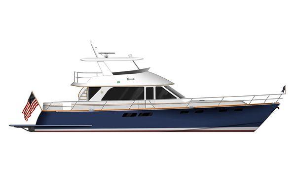 2019 Hunt Yachts 63 Flybridge