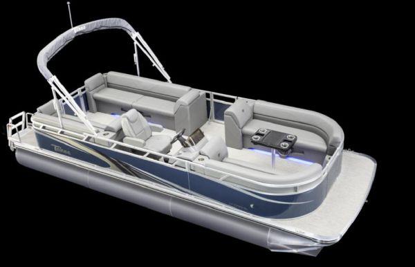 2021 Tahoe Pontoon SLT Quad Lounger 22'