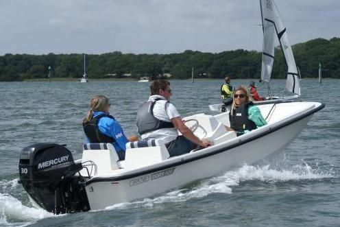 2018 Orkney Dory 424