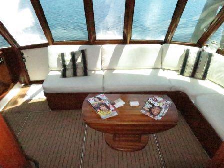 Hatteras Yacht Fisherman image