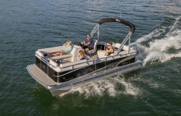 2021 Tahoe Pontoon STX Cruise 18'
