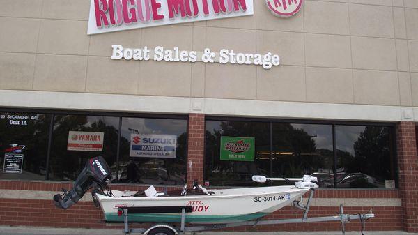 Boston Whaler 13 Sport