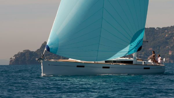 Beneteau Oceanis 45 Manufacturer Provided Image: Manufacturer Provided Image