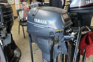 Yamaha Outboards T9.9ELRZ