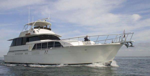Bertram 70' Extended Motoryacht