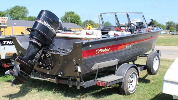 Fisher SV 18 FS