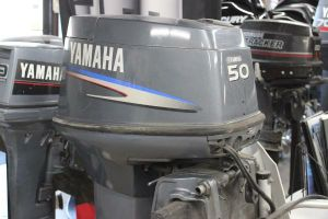 Yamaha Outboards 50TLR