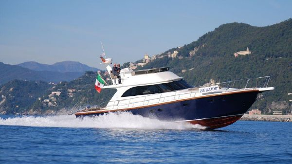 SEGESTA YACHTING CAPRI 50 Fly
