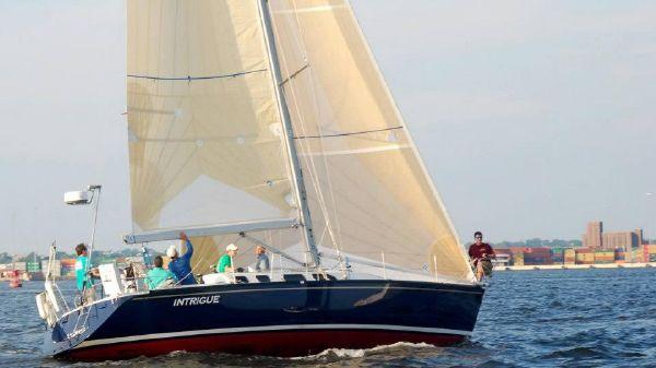 X-Yachts 382