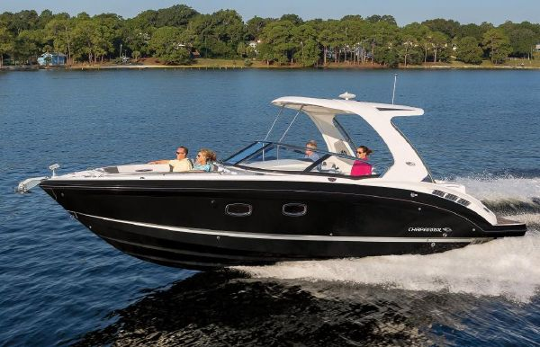 Chaparral New Boat Models - Waterfront Marine