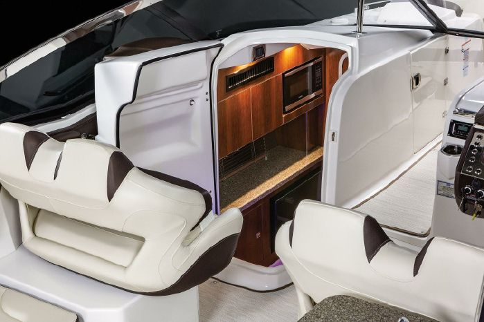 2019 Chaparral 347 Ssx The Boat Rack
