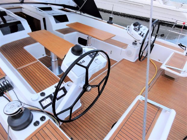 2015 Hanse 575 Purchase BoatsalesListing