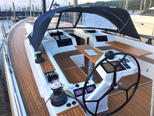 2015 Hanse 575 Purchase Broker