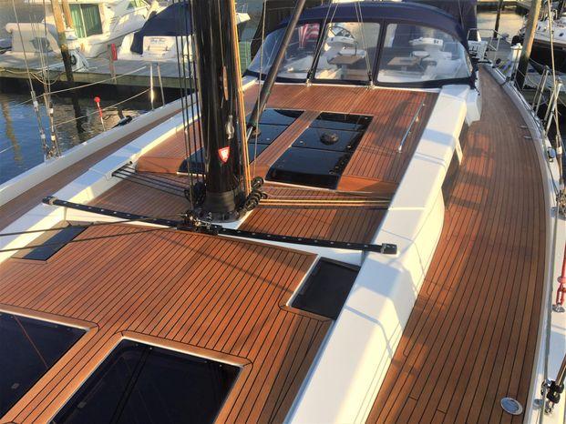 2015 Hanse 575 For Sale BoatsalesListing