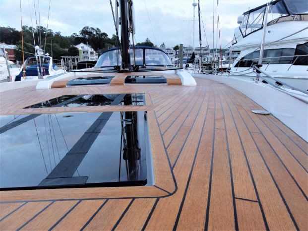 2015 Hanse 575 Broker Purchase