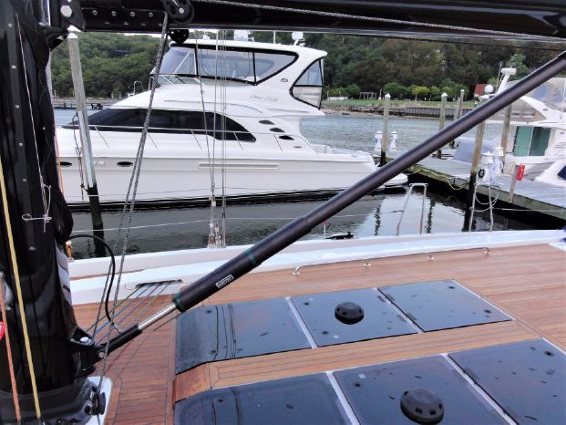 2015 Hanse 575 Broker Massachusetts