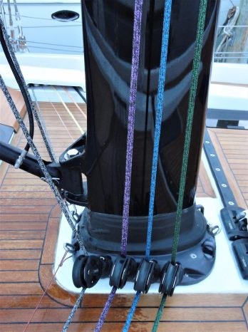 2015 Hanse 575 For Sale New England