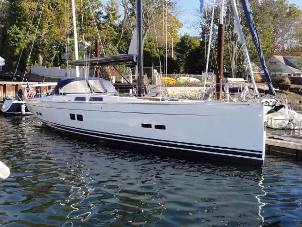 2015 Hanse 575 Brokerage New England