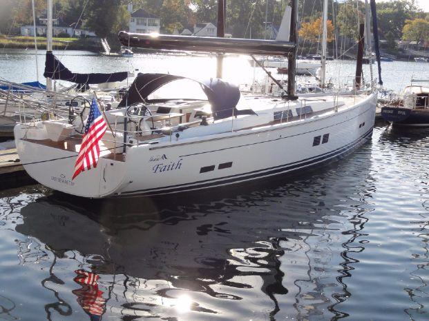 2015 Hanse 575 Broker New England