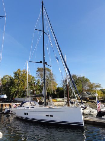 2015 Hanse 575 Buy New England