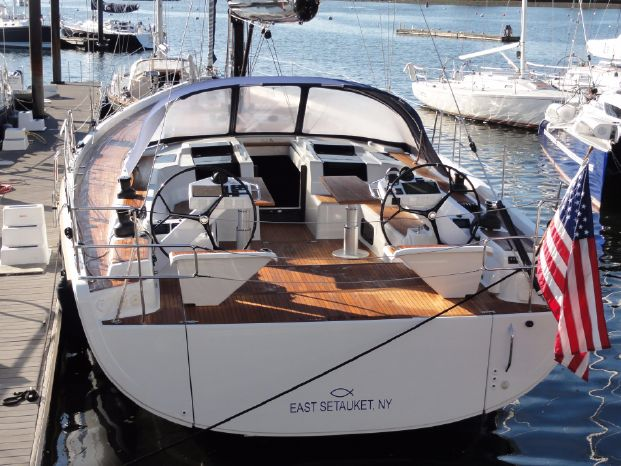 2015 Hanse 575 Purchase Brokerage
