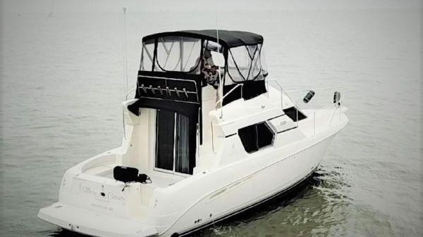 Silverton 35 Convertible