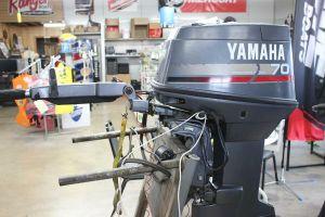 Yamaha Outboards 70TLRV