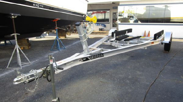 Sea Hawk 19-21 single axle