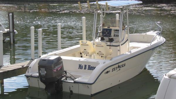 Legacy Boat Sea Era 230 CC Photo 1