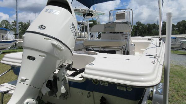 Carolina Skiff Sea Skiff 19