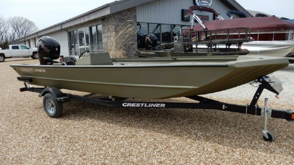 Crestliner 2070 Retriever SC Heavy Duty