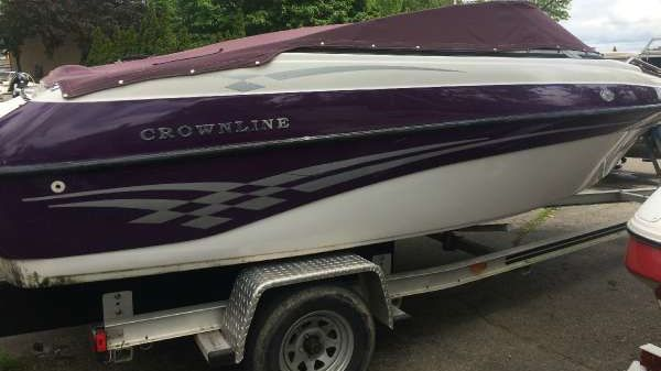 Crownline 192br