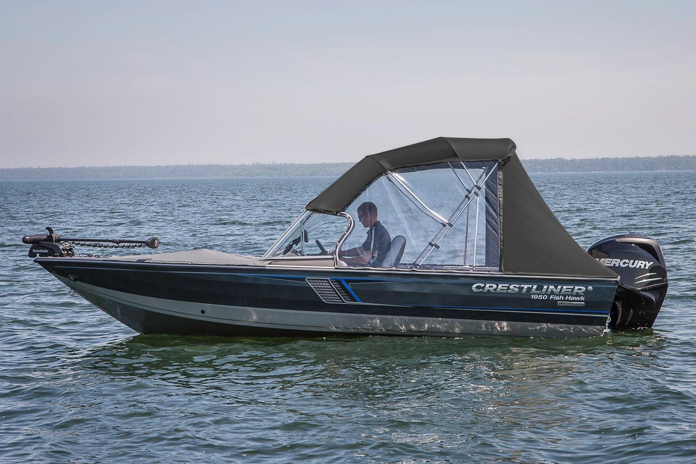 ... 2018 crestliner 1950 fish hawk wt 6420411 Crestliner VT 19 Pro  crestliner 1950 fish hawk wt