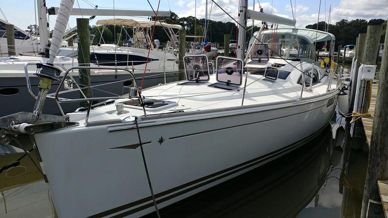 2016 Jeanneau Sun Odyssey 50DS