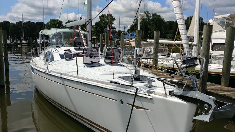 2016 Jeanneau Sun Odyssey 50DS Sell BoatsalesListing