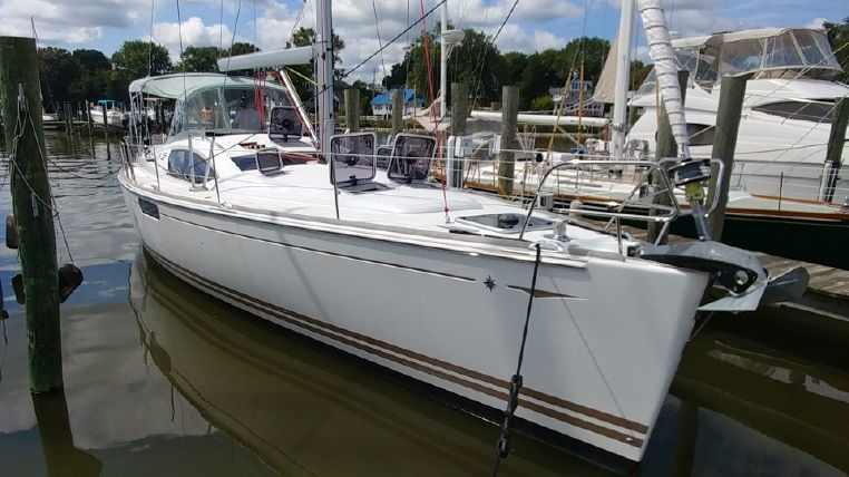 2016 Jeanneau Sun Odyssey 50DS Sell Purchase