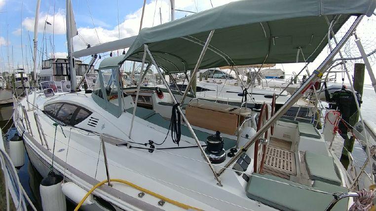 2016 Jeanneau Sun Odyssey 50DS Sell Maine