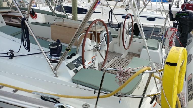 2016 Jeanneau Sun Odyssey 50DS Sell New England