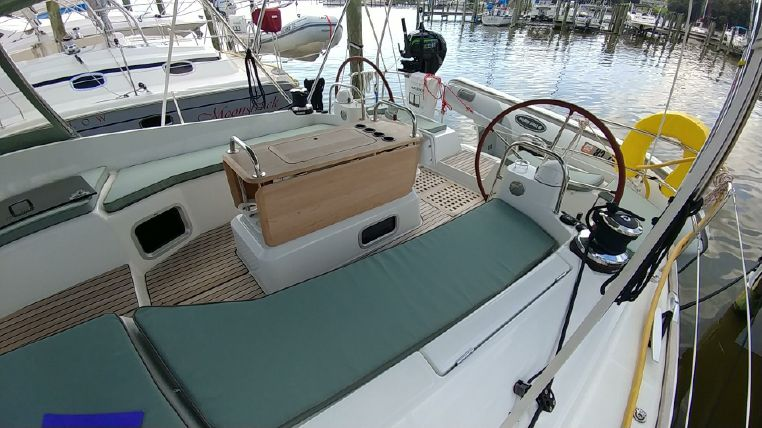 2016 Jeanneau Sun Odyssey 50DS For Sale Brokerage