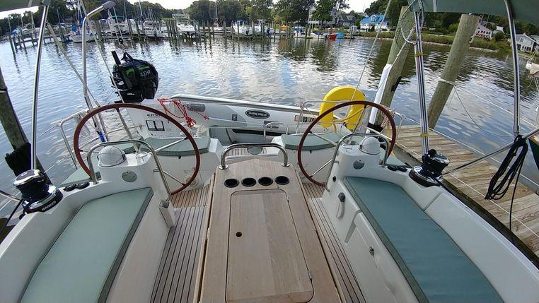 2016 Jeanneau Sun Odyssey 50DS For Sale BoatsalesListing