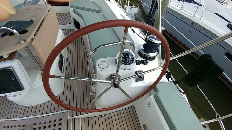 2016 Jeanneau Sun Odyssey 50DS For Sale Broker