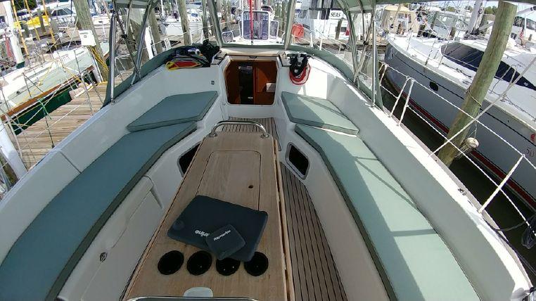 2016 Jeanneau Sun Odyssey 50DS For Sale Maine