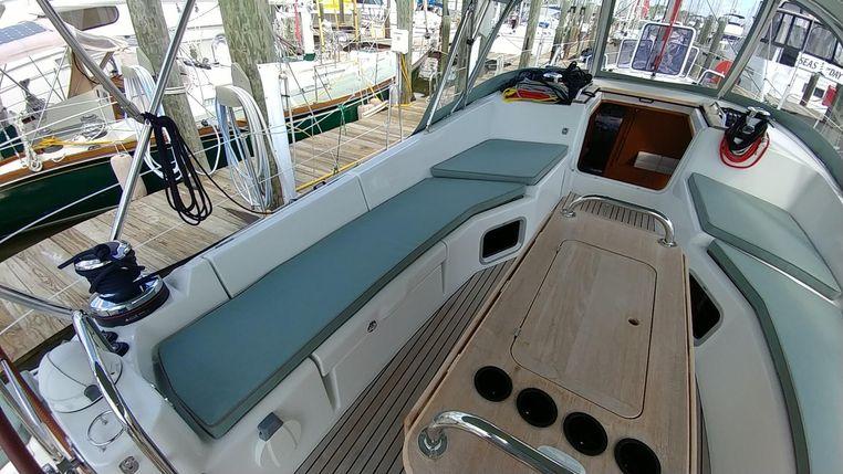 2016 Jeanneau Sun Odyssey 50DS For Sale New England