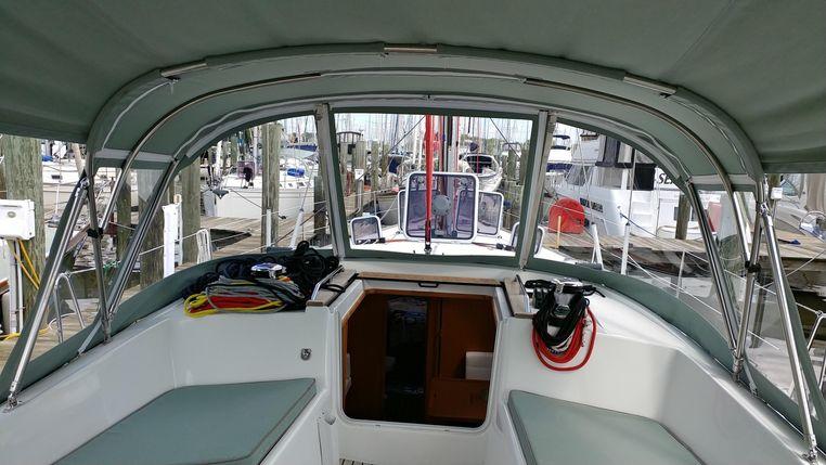 2016 Jeanneau Sun Odyssey 50DS Brokerage BoatsalesListing