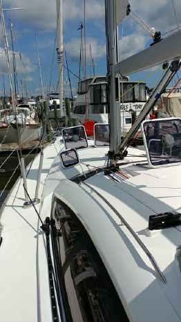 2016 Jeanneau Sun Odyssey 50DS Brokerage New England