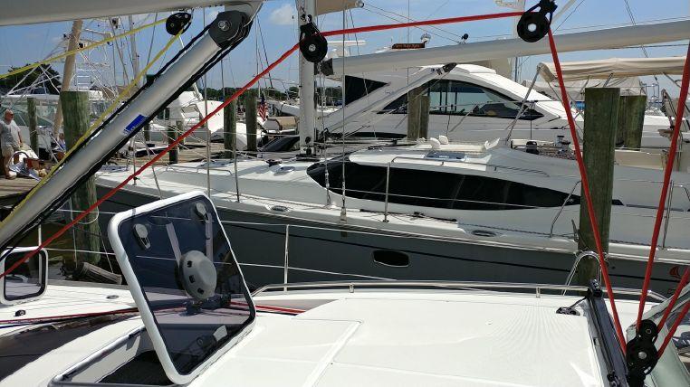 2016 Jeanneau Sun Odyssey 50DS BoatsalesListing Brokerage