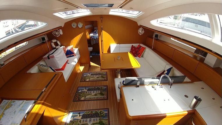 2016 Jeanneau Sun Odyssey 50DS BoatsalesListing Buy