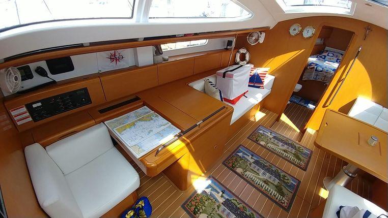 2016 Jeanneau Sun Odyssey 50DS BoatsalesListing Broker