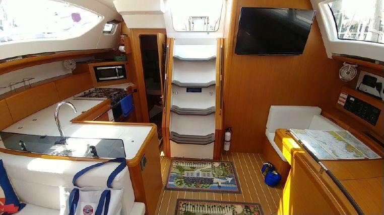 2016 Jeanneau Sun Odyssey 50DS BoatsalesListing Rhode Island